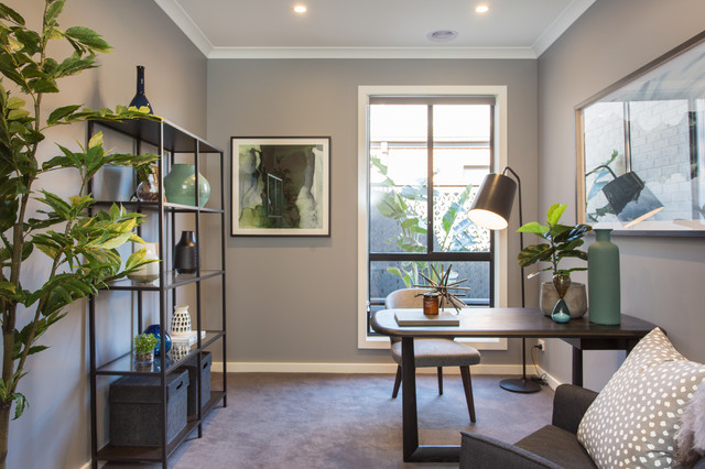 Simonds Homes - Atherstone Display contemporary-home-office