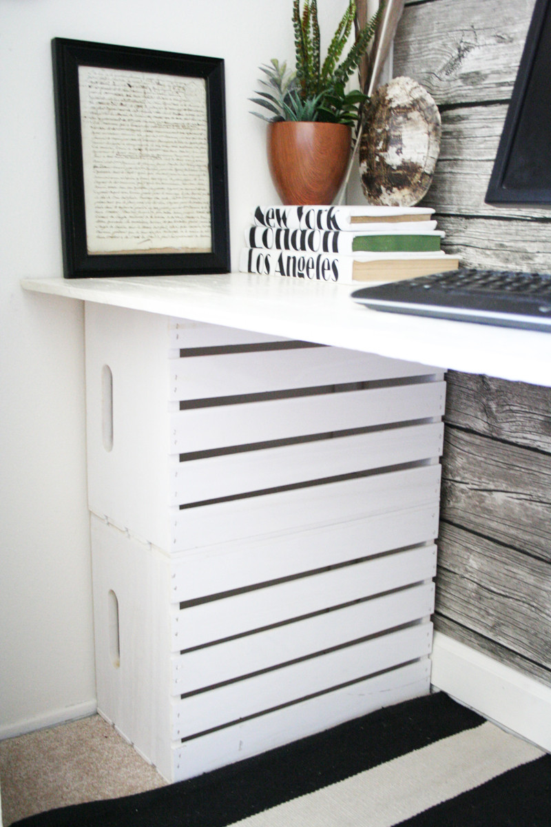 Small Office Closet Remodel