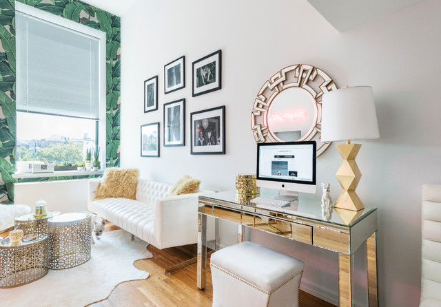 Small Spaces Makeover with Fashion Blogger WeWoreWhat ...