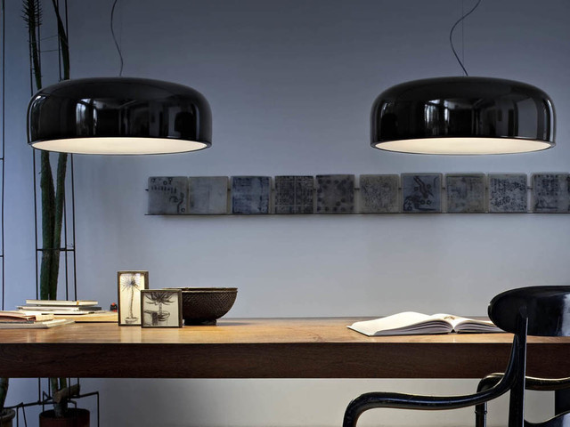 Smithfield S Pendant Lamp Contemporary Home Office