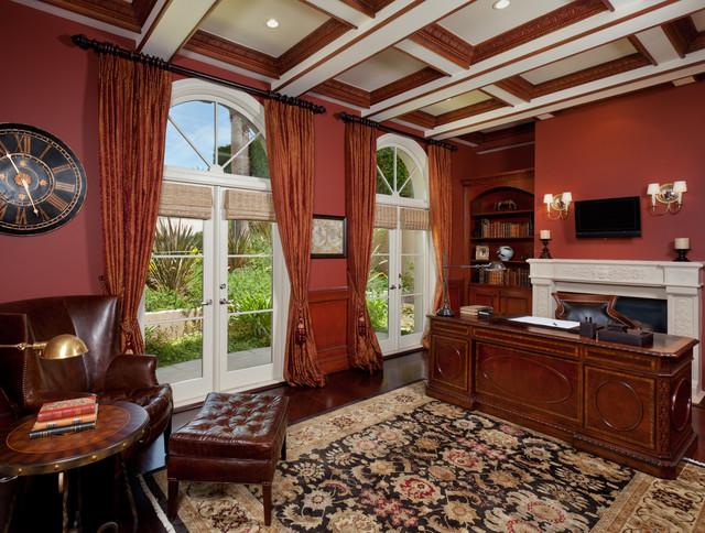 SO/DA Inc. traditional-home-office