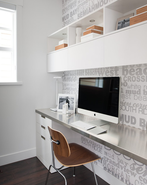 Solo Modern Home Office Vancouver By Portico