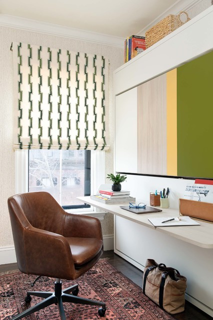 Exceptionnel South End Brownstone   Transitional   Home Office   Boston ...