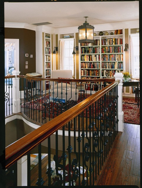 Southern Living Idea House Charleston, SC Traditional Home Office