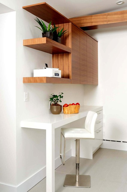 Spaces modern kitchen