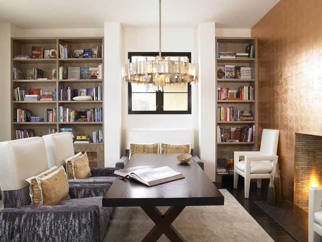Special Spaces modern-home-office