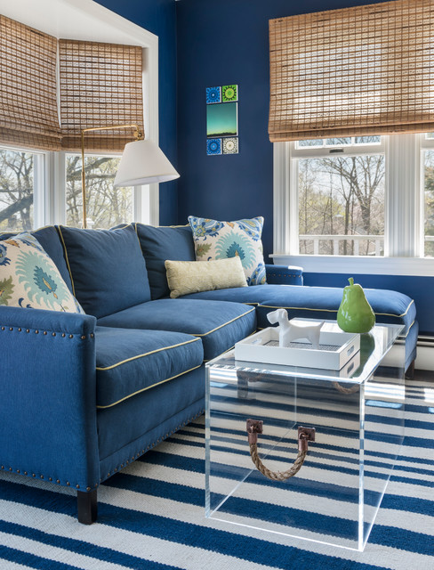 Room Of The Day Nautical Chic Brings The Cozy To A Family