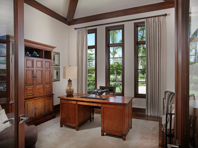 St. Lauren II - Quail West traditional-home-office