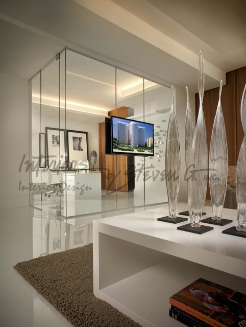St Regis Bal Harbour contemporary home office