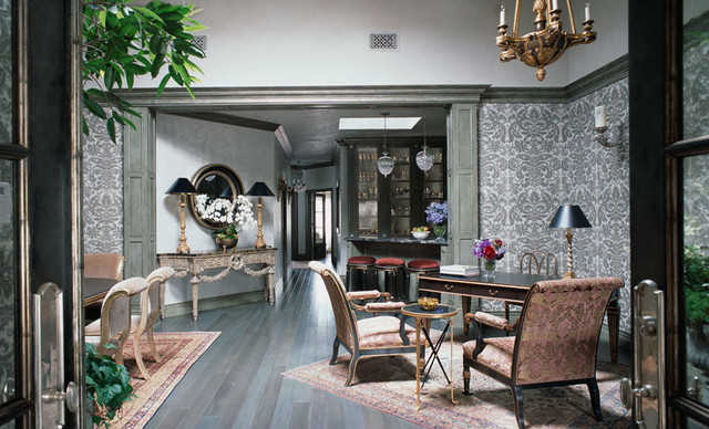 Staats & Co. | Malibu Country Mart | Malibu, Los Angeles, California, eclectic-home-office