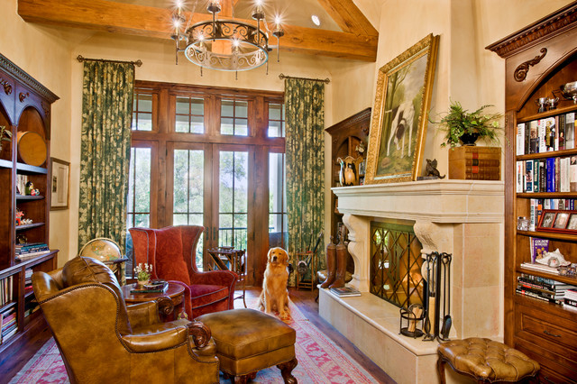 Stand Alone Home Traditional Home Office Austin By