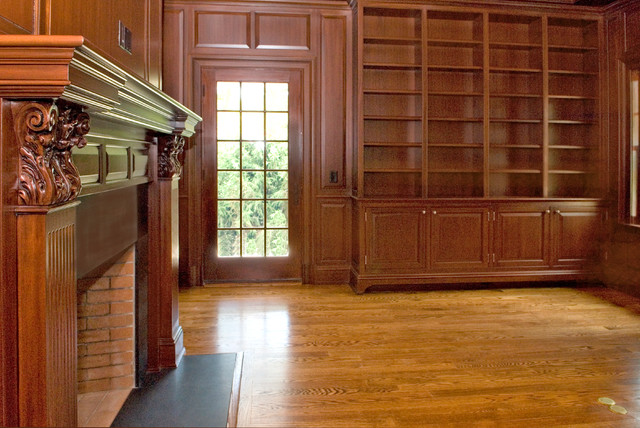 Stepping Stones - Traditional - Home Office - new york - by RR Builders, LLC