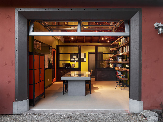Studio and Office industrial-home-office