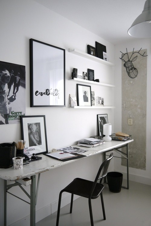 Decor in your home office