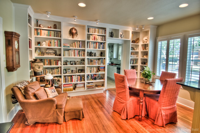 Study / Library home-office
