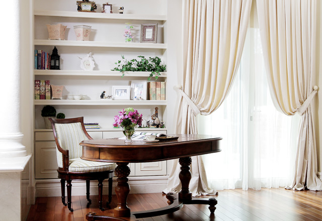 Study room traditional home office other metro by for Home office study design ideas