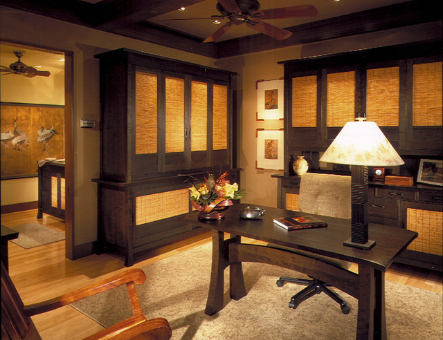 Study Tropical Home Office Hawaii By Saint Dizier