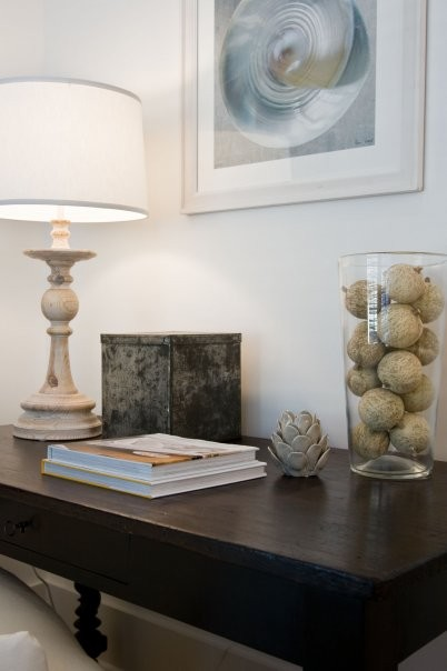 Inspiration for an eclectic home office remodel in Birmingham