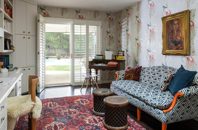 Sunset Drive   Eclectic   Home Office   Denver   By Andrea ...