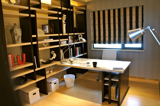 suzhou haishanj contemporary home office