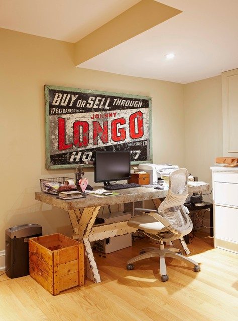 Swansea Contemporary Project  Industrial  Home Office