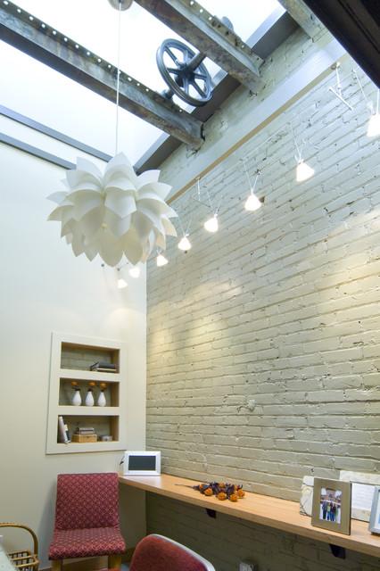 Swift Building Lofts modern-home-office