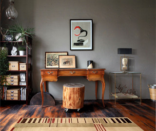 Tamara Codor   Eclectic   Home Office   Seattle   By Codor Design