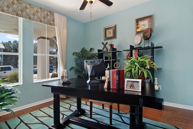 The Anchor contemporary-home-office