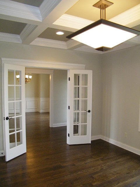 The Asheville's 2nd Hybrid traditional-home-office