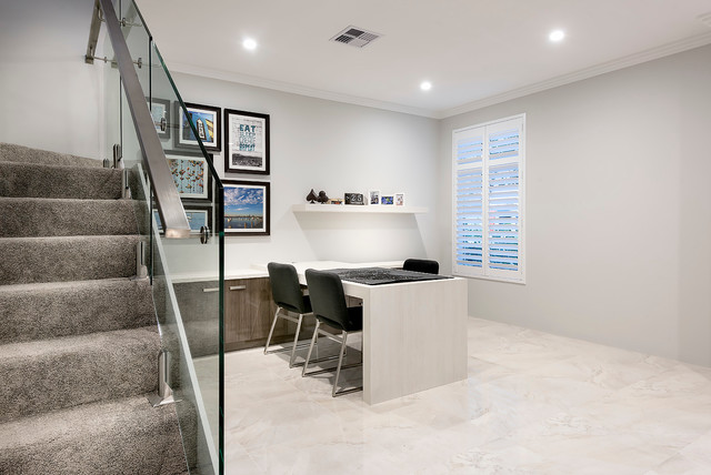 The Aster Contemporary Home Office