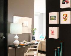 The Bahía Loft modern-home-office