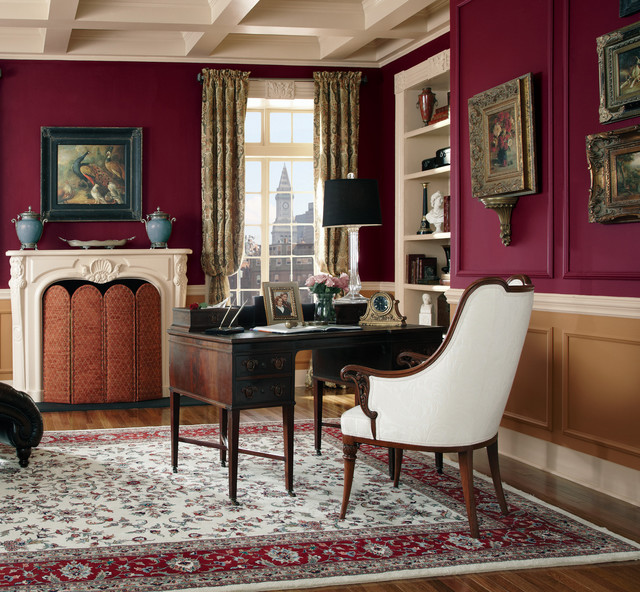 The best of behr 39 s 2014 color trends home office by behr for Best office colors