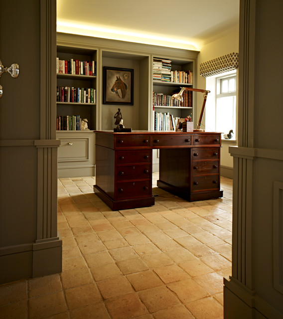 The grange transitional home office other by for Home office design ltd