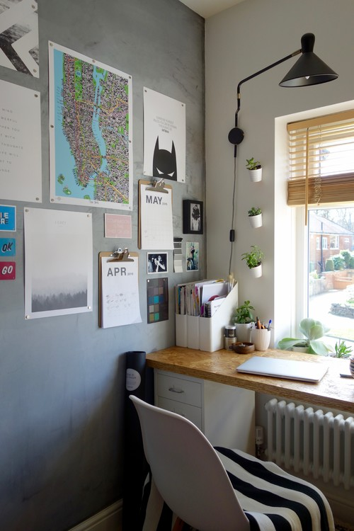 The Magnetic/Concrete Office