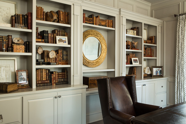 Pineapple House Interior Design · Interior Designers U0026 Decorators. The New  Southern Transitional Home Office