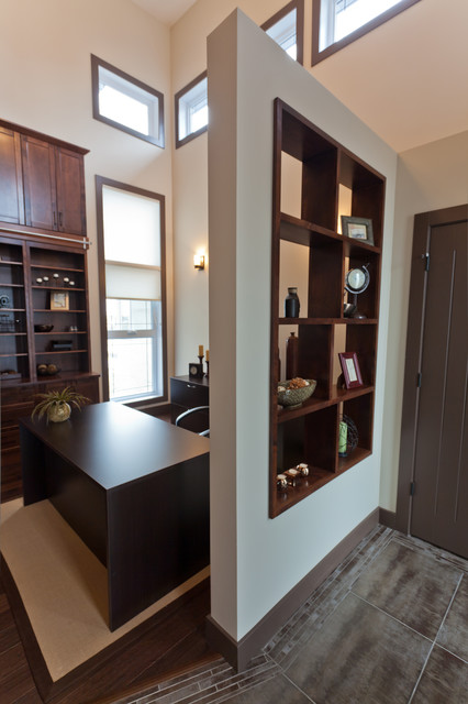 The Oakpark contemporary-home-office
