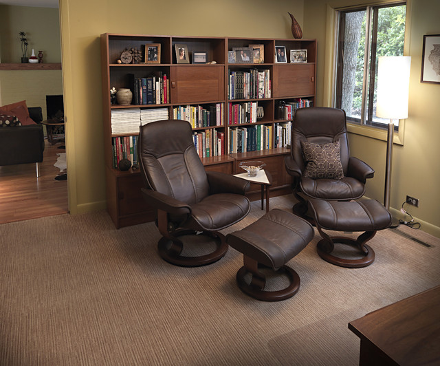 The Ranch - Midcentury - Home Office - chicago