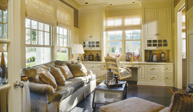 The Seligman traditional-home-office