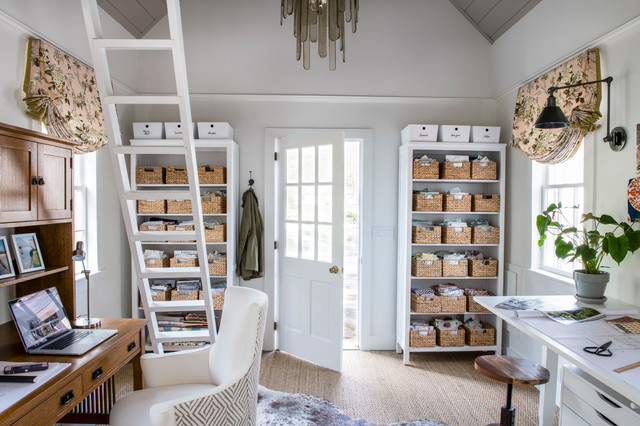 An Interior Designer Makes Her Dream She Shed