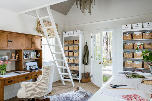 26 Beautiful She Shed Interior Design Ideas with Pictures