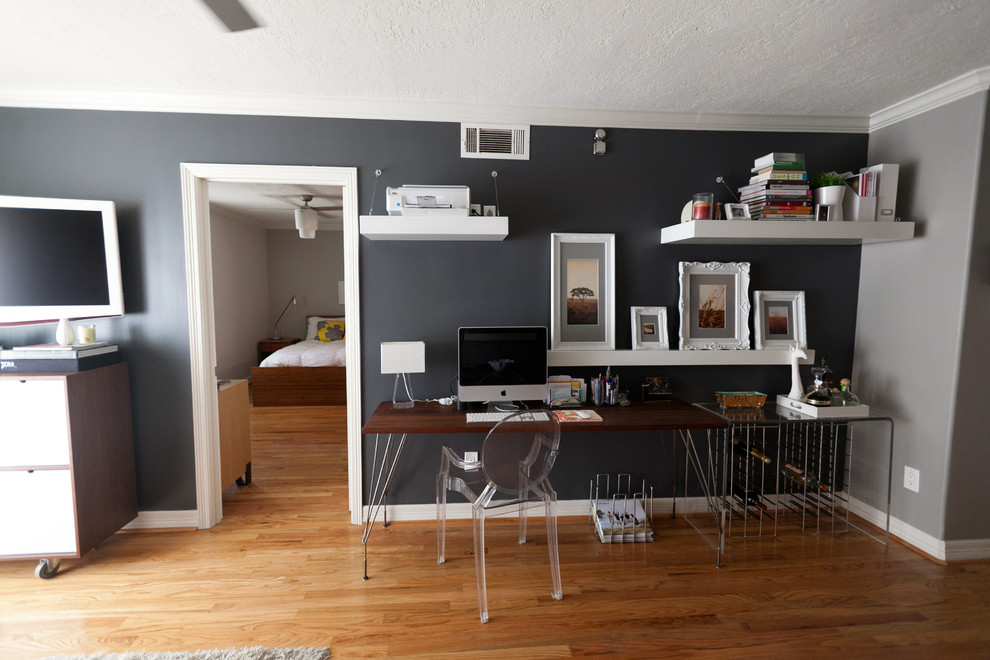 Creative Home Office Decorating Ideas from st.hzcdn.com