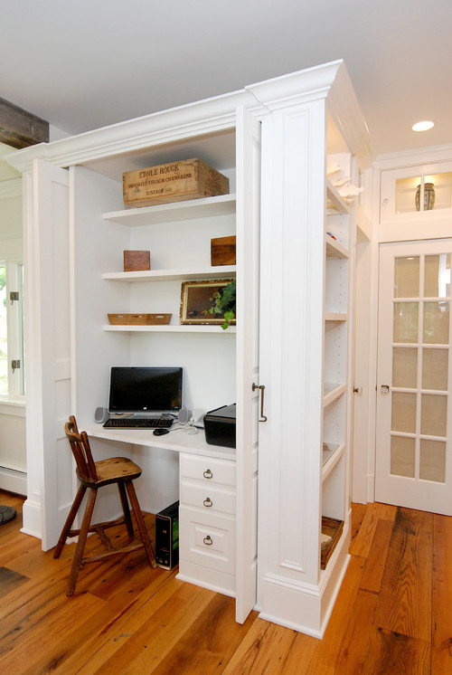 living room closet ideas. North Shore Living Room traditional living room Closet Office  Downsize My Space