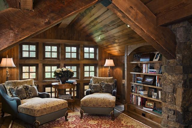 Traditional Home Office traditional-home-office