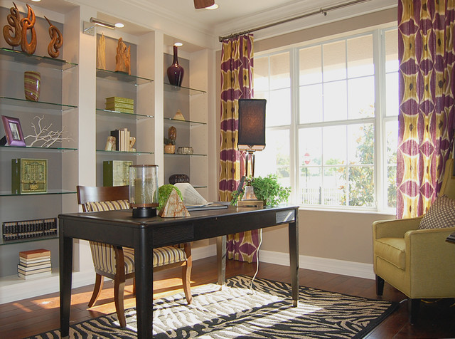 . Interior Design Gallery   Transitional   Home Office   Orlando   by