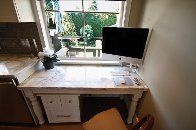 Trish Knight Design contemporary home office
