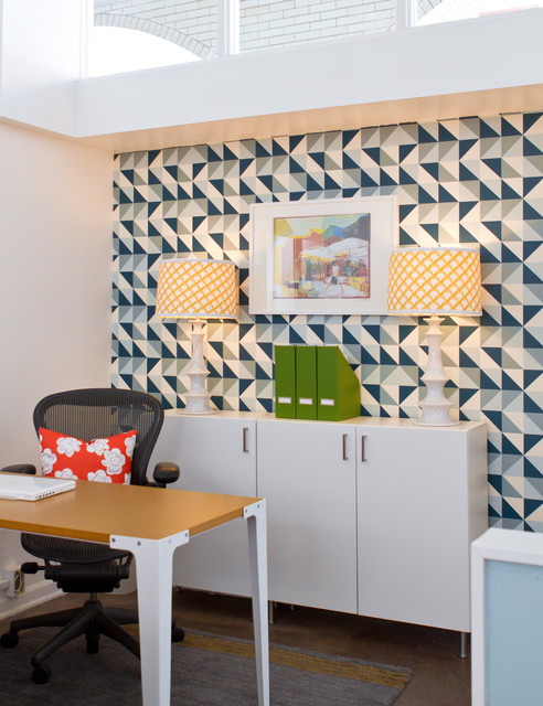 Typhanie Peterson for Teen Project modern-home-office