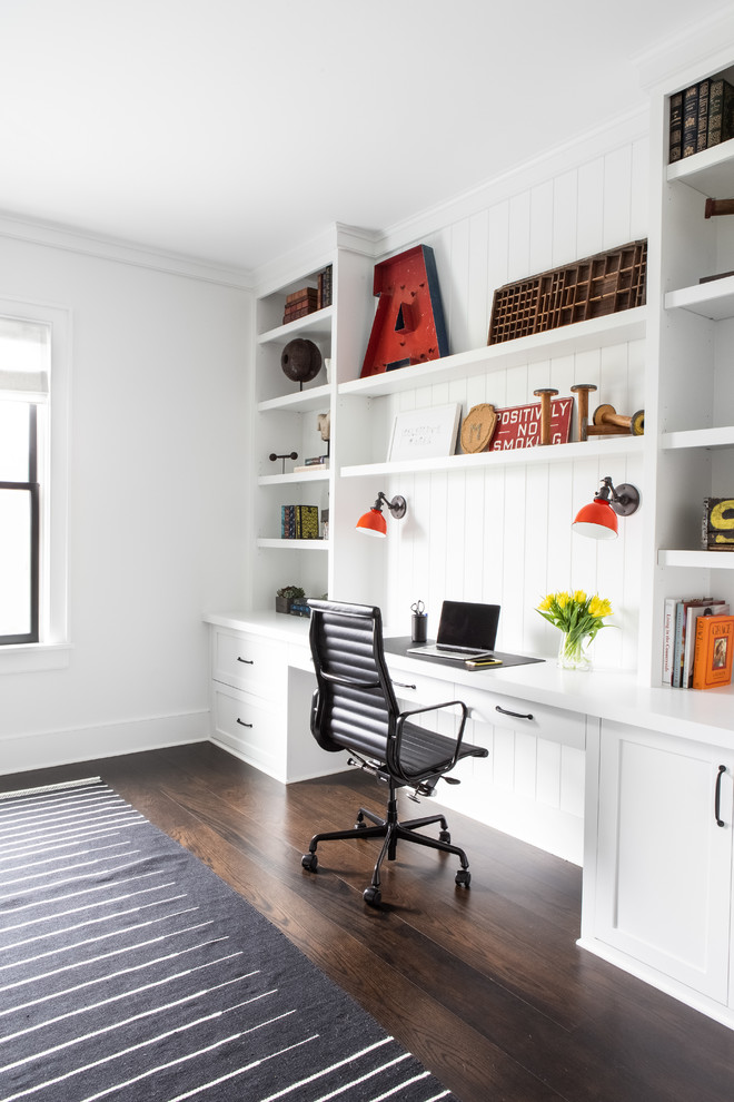 5 Tips For An Effective Home Office