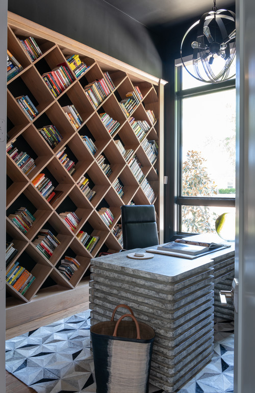 Built-in Organization Home Office