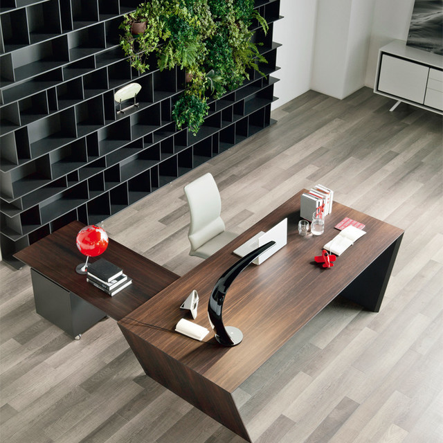 Vega Office Desk by Cattelan Italia