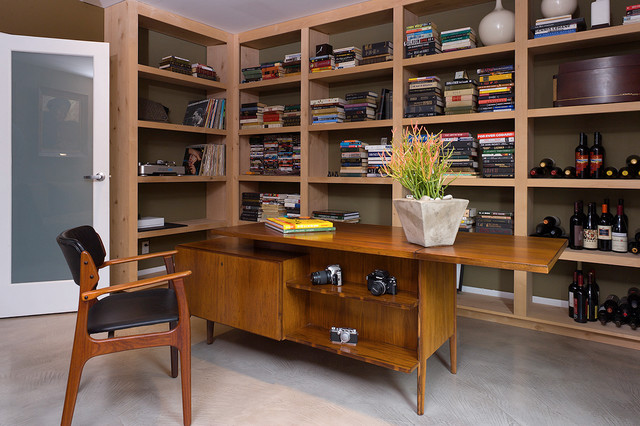 Superieur Vintage Home Office Contemporary Home Office